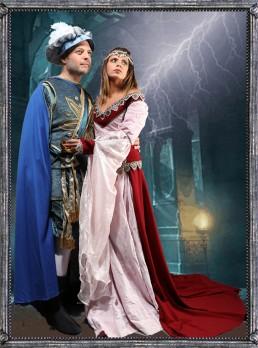 principe e principessa favole fantasy
